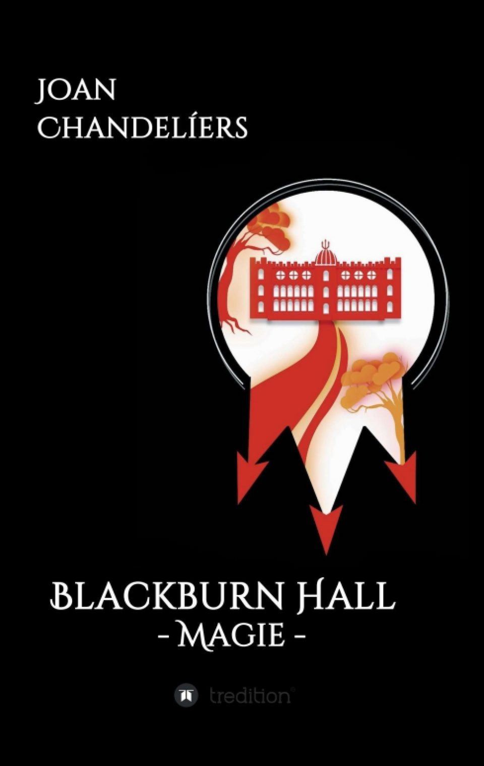 Book Cover: Blackburn Hall - Magie
