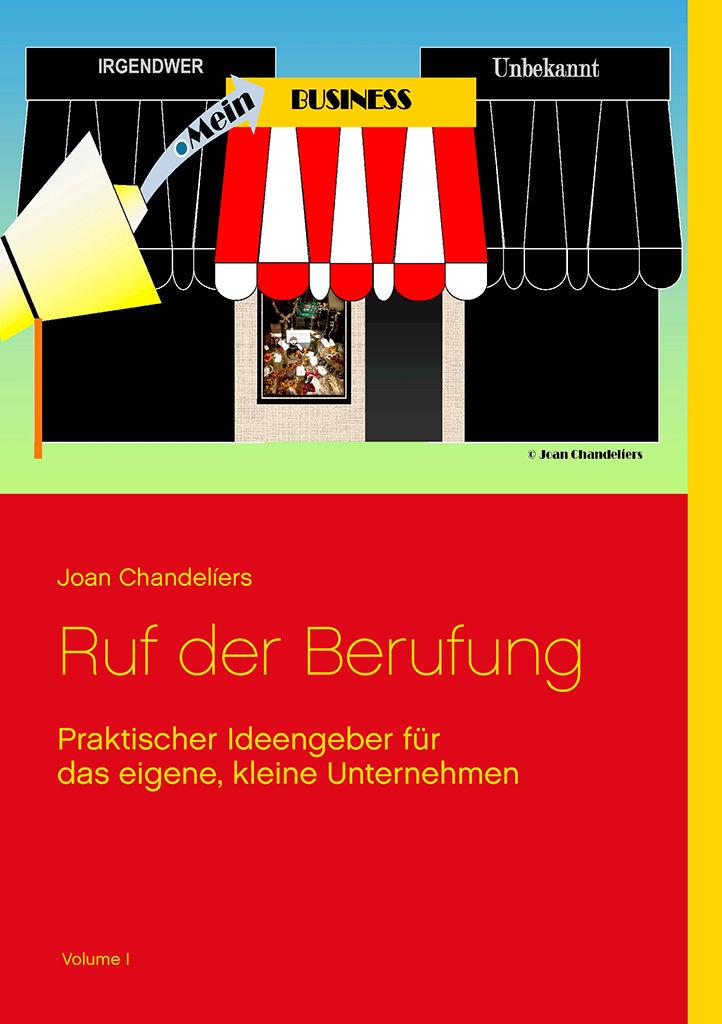 Book Cover: Ruf der Berufung
